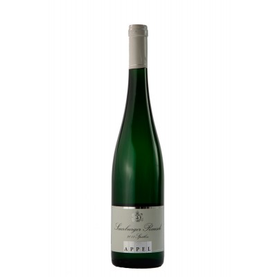 2019er Saarburger Rausch Spätlese, Riesling Edelsüß 0,75 L