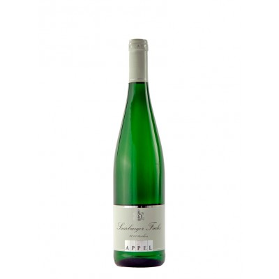 2017er Saarburger Fuchs, Hochgewächs, Riesling trocken 0,75 L